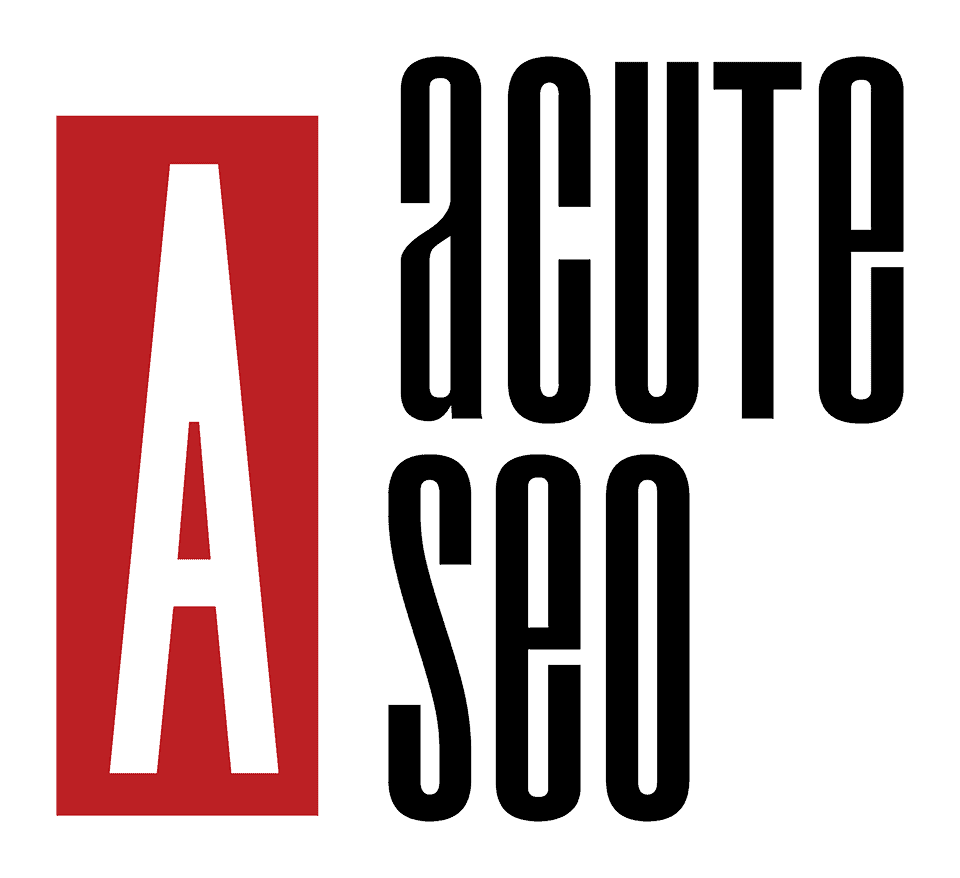 Acute SEO: WordPress Web Design & Development Company Logo