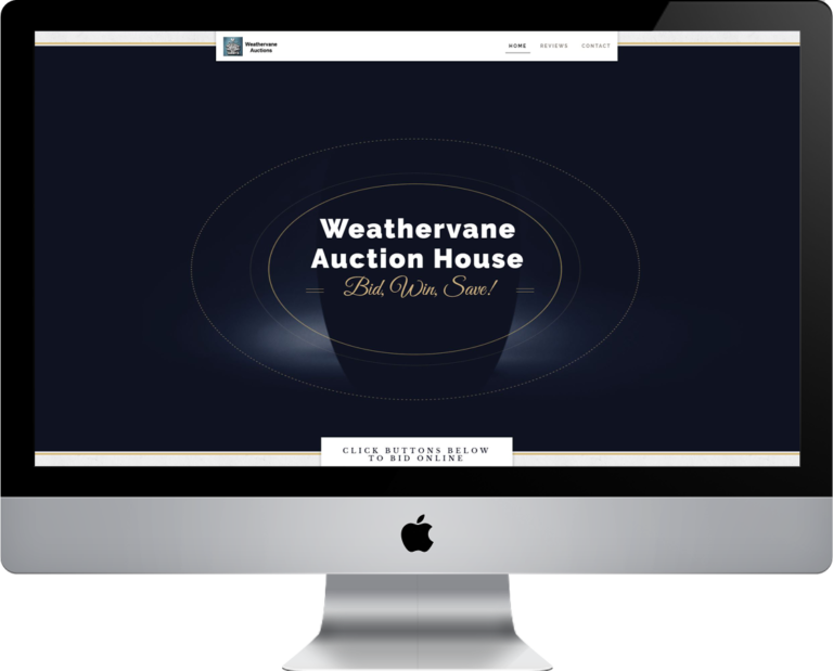 Weathervane-Auctions